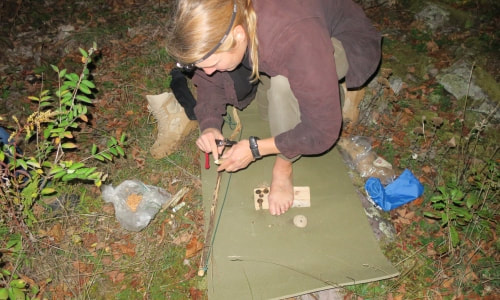 Survival Traing for Women