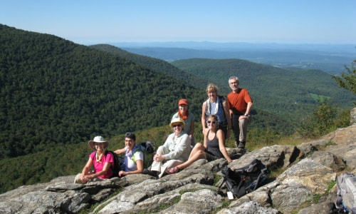 Vermont Hiking Vacations